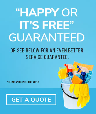 Happy or it's free guaranteed