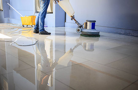 vinyl floor cleaning brisbane